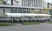 Раздвижные кафе